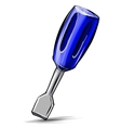 Screwdriver icon sketch vector image