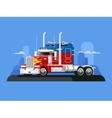 Fura truckers vector image