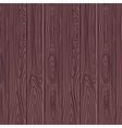 Wood texture pattern brown background vector image