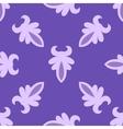 Seamless ornament boho Beetles vector image