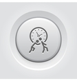 Time for Action Icon vector image