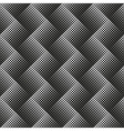 Abstract background black white halftone vector image