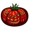 Super Tomato vector image