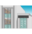 branch library vector image