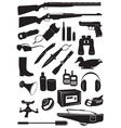 icon hunting vector image vector image