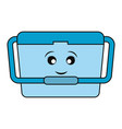 food cooler icon vector image