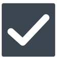 Check icon from Business Bicolor Set vector image
