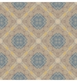 floral geometric pattern contemporary style vector image