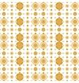 Beige Circles Vertical vector image