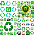 recycle vector image
