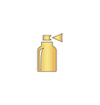 Spray computer symbol vector image