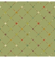 Retro dot pattern background EPS 8 vector image vector image