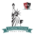 Statue Of Liberty 1 vector image