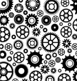 Gear pattern vector image