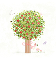 tree nature vector image