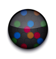 Abstract App Icon vector image vector image