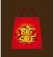 commerce poster vector image