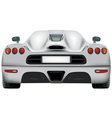 Exotics Car vector image vector image