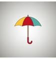 summer icon design vector image