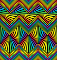 seamless rainbow color vector image vector image