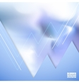 Abstract blurred background abstract template vector image