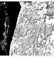 Contrast Grunge Texture vector image vector image