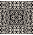 Swirly lace pattern vector image