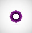 Decorative Icon - Octagon vector image