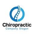 Chiropractic Logo vector image