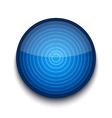 binary code app icon vector image vector image