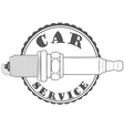 car service repair quality logos and pictures vector image