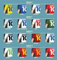 Football Tournament vector image