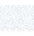 Floral ornament damask pattern vector image