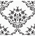 victorian seamless pattern vector image vector image