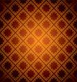 woven wallpaper pattern vector image