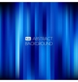 Blue Abstract Striped Background vector image vector image