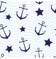 Nautical seamless vector image