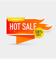 hot sale price offer collection of hot sale and vector image