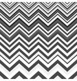 Geometric zigzag pattern - seamless vector image