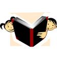 children's book vector image