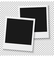 Old Fashion Photo Frames Template for your vector image