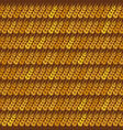 golden diagonal wheat seamless pattern vector image