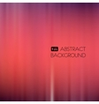 Red-Pink Abstract Striped Background vector image vector image