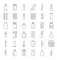 pharmacy item vector image