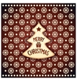 Christmas biscuits vector image