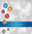 Merry Christmas for your backgrounds vector image