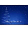 2443 chrismass eve vector image vector image