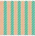 Vintage turquiose seamless pattern vector image