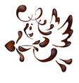 chocolate valentine vector image
