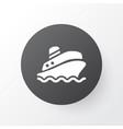 cruise icon symbol premium quality isolated vector image